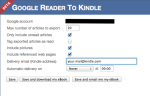 How to create Kindle periodicals out of RSS feeds